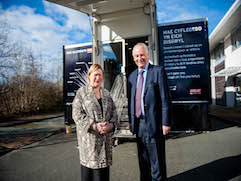 Export hub to offer advice to local businesses